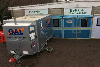 Asbestos Removal Works Bearings & Belts in Hereford